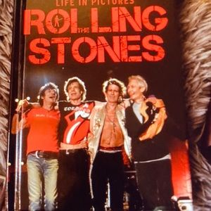 Parragon Other - Rolling Stones in pictures